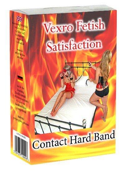 Vexro zestaw BDSM CONTACT HARD