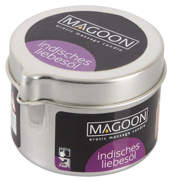Świeczka olejek do masażu Magoon Indisches