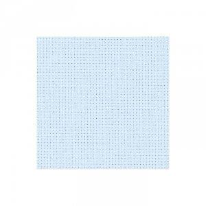 Kanwa Aida Zweigart 54/10cm (14ct)-  jasnoniebieski 5130