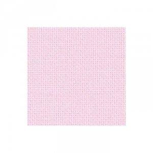 Kanwa Aida Zweigart 54/10cm (14ct)- 35x42- różowy  313