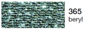 mulina Madeira Metalic perle 10 -beryl 365