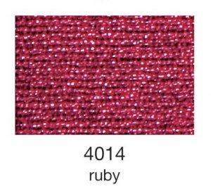 mulina Madeira Metallic 4-ruby 4014