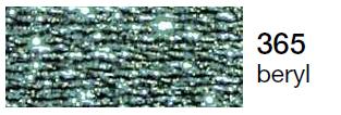 Metalic perle 10 -beryl 365