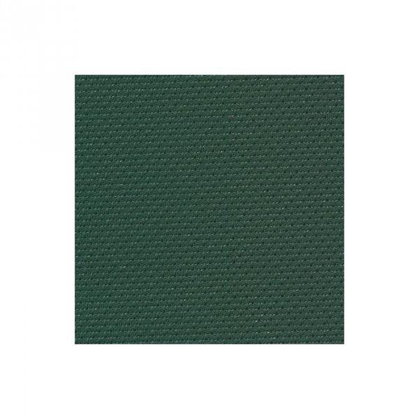 Kanwa Aida Zweigart 54/10cm (14ct)- 35x42-  ciemnozielony