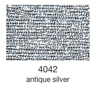 Metallic 4-antique silver 4042