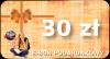 e-Bon podarunkowy o nominale 30 zł