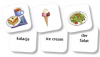 Gra edukacyjna Smacznego! wersja polska. Od słowa do słowa (72 karty MEMO)