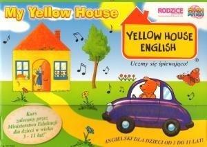 My Yellow House. Angielski w domu. Kurs języka angielskiego dla dzieci