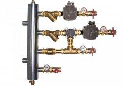 Sprzęgło hydrauliczne BPS AFRISO ARV 384 Grundfos