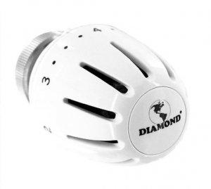 Głowica termostatyczna Diamond Mini