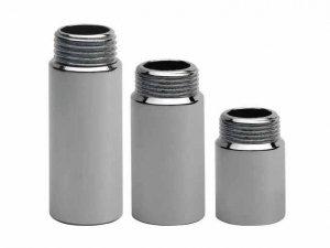 Przedłużka chromowana 3/4 10mm - 1 cm chrom