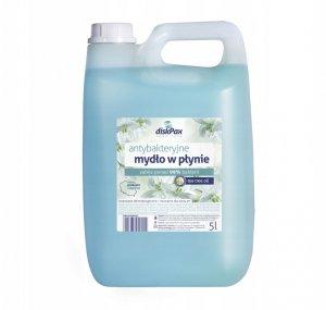 Mydło w płynie antybakteryjne 99% 5 Litrów