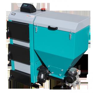 Kocioł z podajnikiem ślimakowym SETLANS PRIME 19 kW
