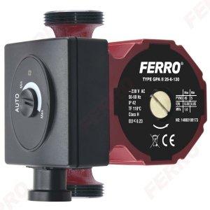 Pompa obiegowa Ferro GPA II 25/60 130