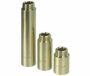 Przedłużka mosiężna 3/4 cala 50mm