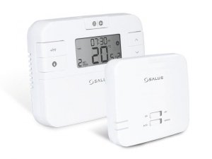 Bezprzewodowy regulator temperatury SALUS RT510RF - tygodniowy