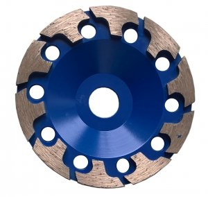 Tarcza do szlifowania betonu 125 mm T-shape