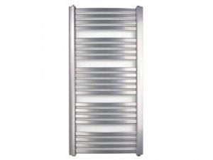 Grzejnik łazienkowy Turan 10/50 580x540 srebrny