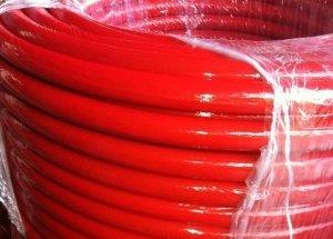 Rura PEX Wavin 16x2,0 w otulinie czerwona 100m