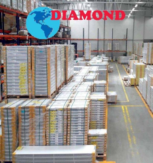 Grzejnik panelowy stalowy DIAMOND V22 600x1200