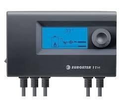 Sterownik Euroster 11M mieszacz pompa