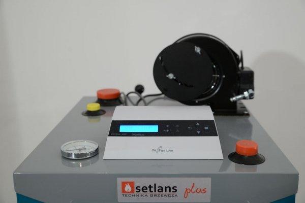 Kocioł SETLANS PLUS 12 kW uniwersalny