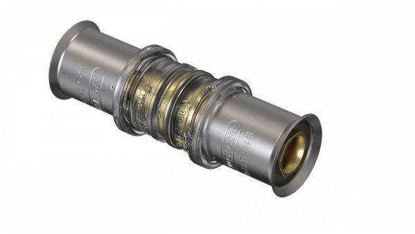 Złączka zaciskana pex 16x16 mufa Wavin Tigris M5