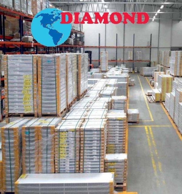 Grzejnik stalowy Diamond C33 600x700