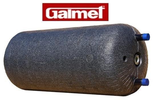 Wymiennik Galmet z podwójną wężownicą U 80L