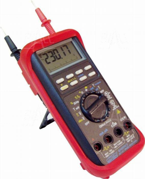 BM859s Multimetr TRMS(AC+DC),dBm,T1,T2,RS232 Brymen