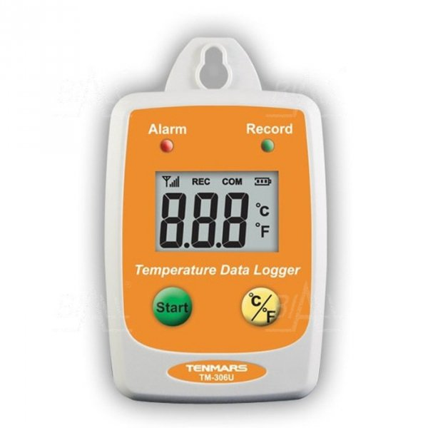 TM306U Termometr rejestrator  -40 do 85°C TENMARS