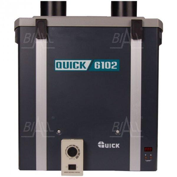 Quick 6102/A1 Pochłaniacz oparów  QUICK
