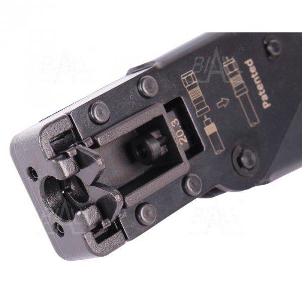 OPT LY508/HT507 Zaciskarka złączy kompresyjnych F na przewodzie RG6