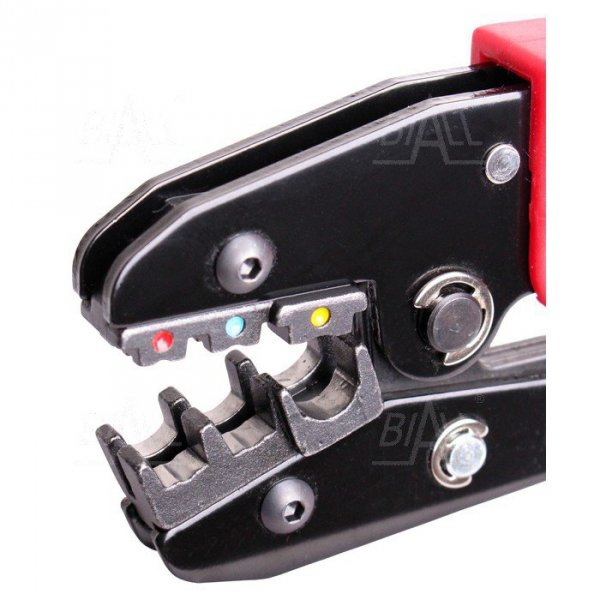 OPT BN03C Zaciskarka końcówek izolowanych 0,5-6mm2