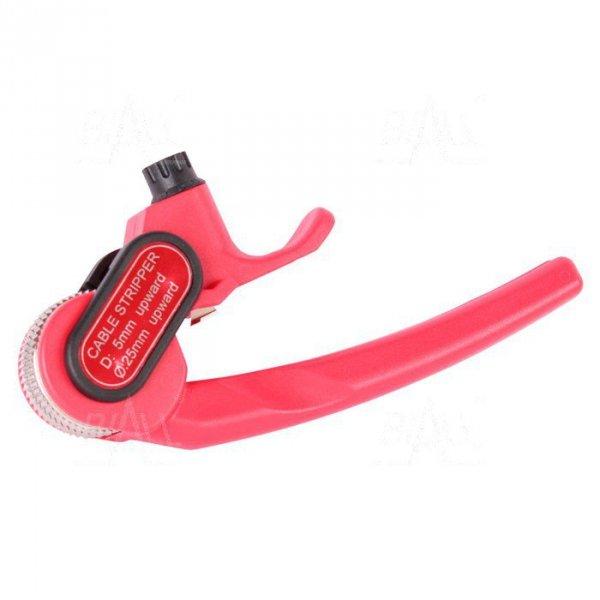 OPT PG5 Nóż do zdejmowania izolacji / korowarka / ściągacz