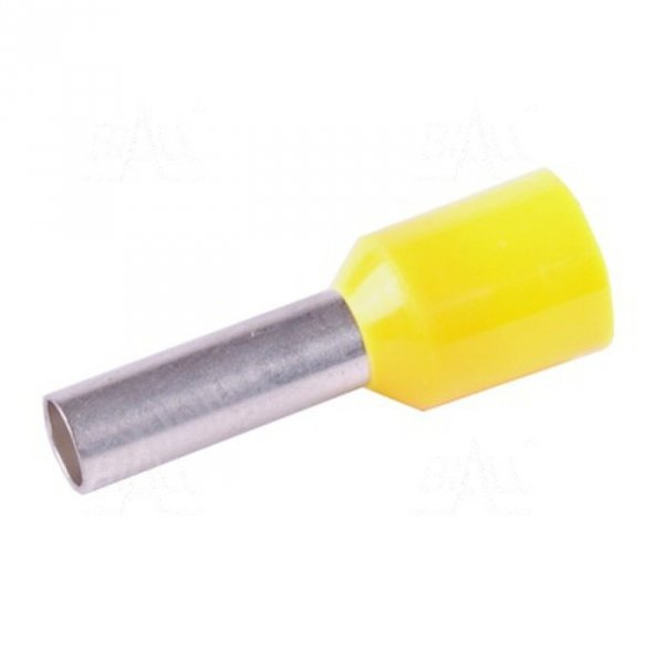 KR060012 Y Tulejka izolow. 6,0mm2x12    100szt