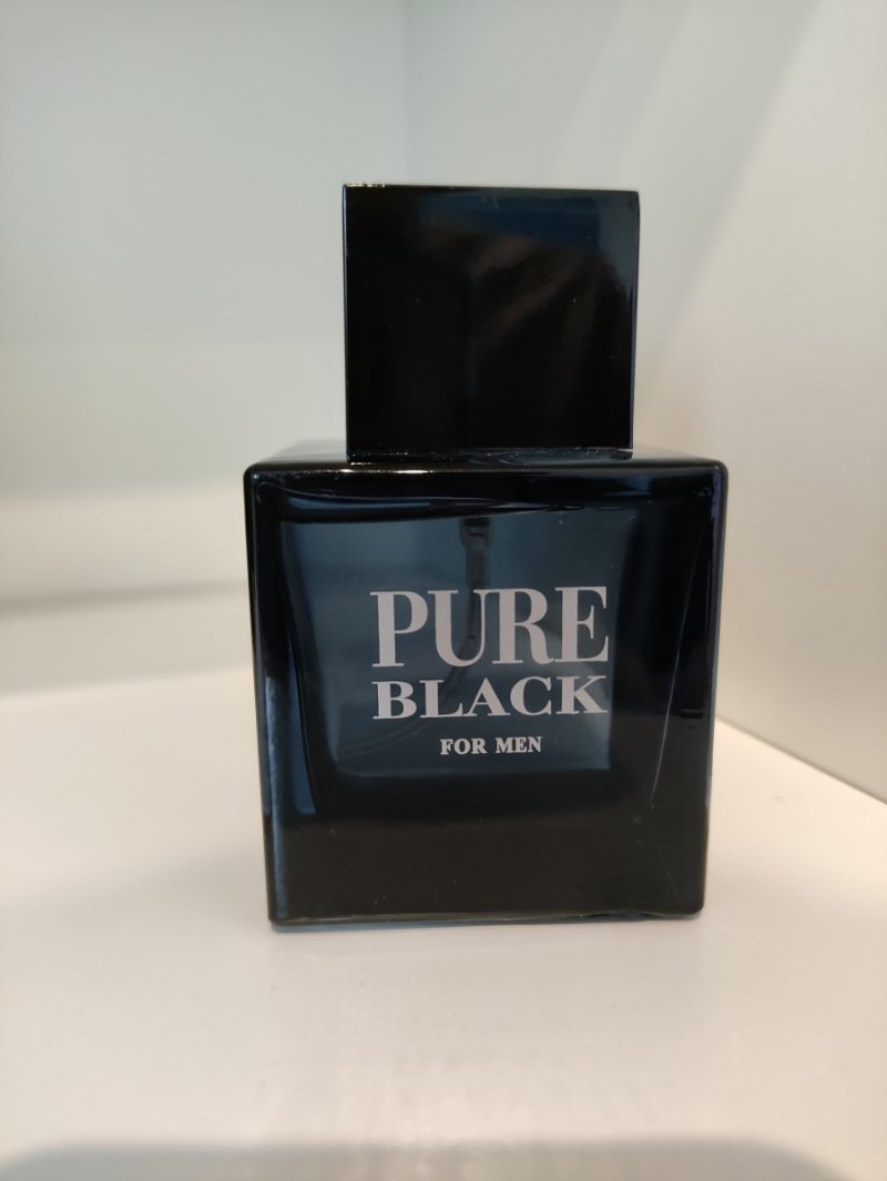 Pure Black Karen Low