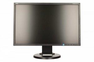 NEC Monitor 22 E223W bk W-LED DVI, 5ms czarny