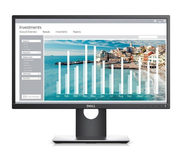 Dell Monitor 21.5 P2217 TN LED WSXGA+ (1680x1050) /16:10/HDMI/DP/VGA/2xUSB 2.0/3xUSB 3.0/3Y PPG