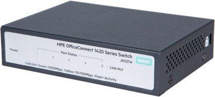 Hewlett Packard Enterprise Przełącznik 1420 5G Switch JH327A