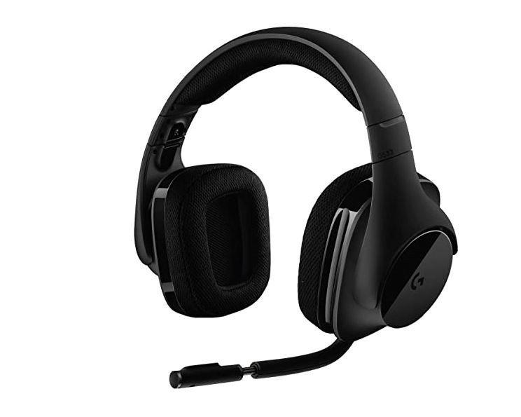 Logitech Zestaw słuchawkowy G533 Wireless Gaming Headset 981-000634