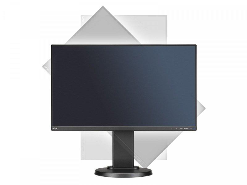 NEC Monitor Multisync E271N 27 IPS DP HDMI Czarny