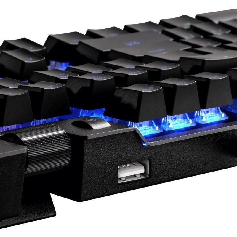 Adata Klawiatura SUMMONER BLUE CHERRY-MX RGB LED