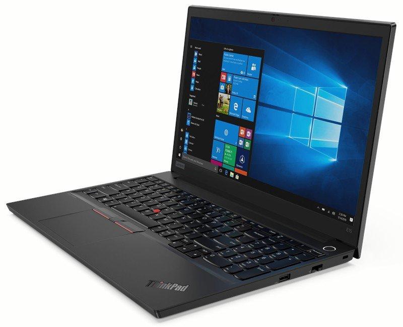 Lenovo Laptop ThinkPad E15 20RD001FPB W10Pro i5-10210U/8GB/256GB/INT/15.6 FHD/Black/1YR CI