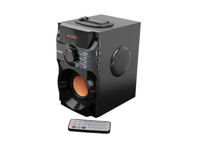 UGo Bezprzewodowy głośnik Soundcube 10W RMS Czarny