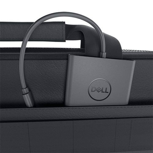 Dell Adapter USB C to Dual USB A with Power