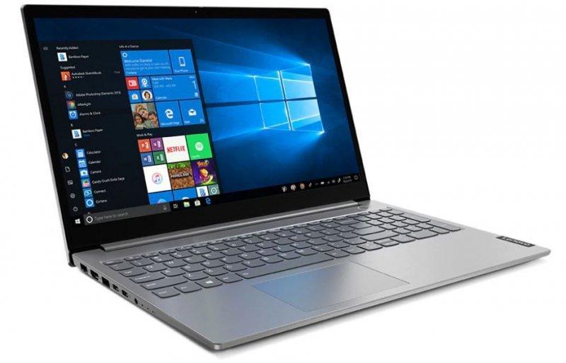 Lenovo Laptop ThinkBook 15p 20V3000APB W10Pro i7-10750H/16GB/1TB/GTX1650Ti 4GB/15.6 UHD/Mineral Grey/1YR CI