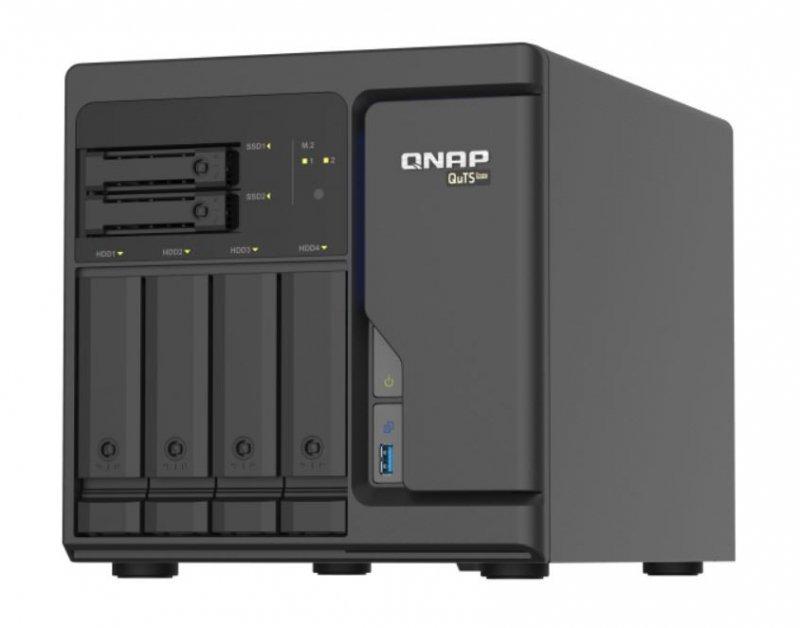 QNAP Serwer NAS TS-h686-D1602-8G QuTS 8 GB DDR4 ECC XeonD-1602