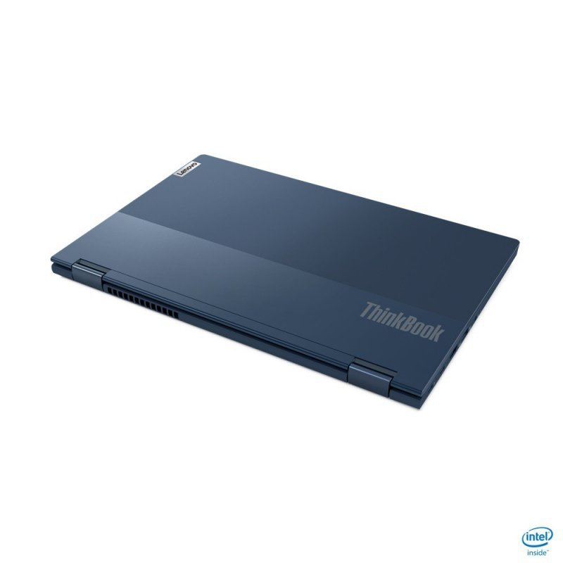 Lenovo Laptop ThinkBook 14s Yoga 20WE0023PB W10Pro i7-1165G7/16GB/512GB/INT/14.0 FHD/Touch/Abyss Blue/1YR CI