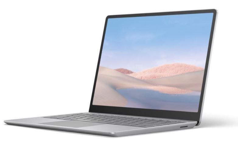Microsoft Surface Laptop GO EDU Win10Pro i5-1035G1/8GB/128GB/INT/12.45' Commercial Platinum 21L-00009